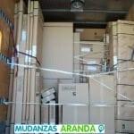 Empresa de transporte en Aranda de Duero