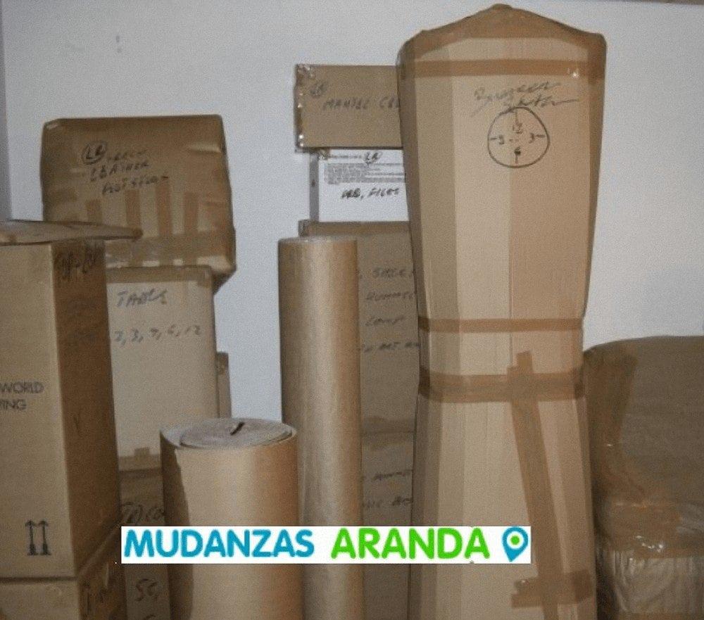 Especialistas en Transporte de Obras de Arte en Aranda de Duero