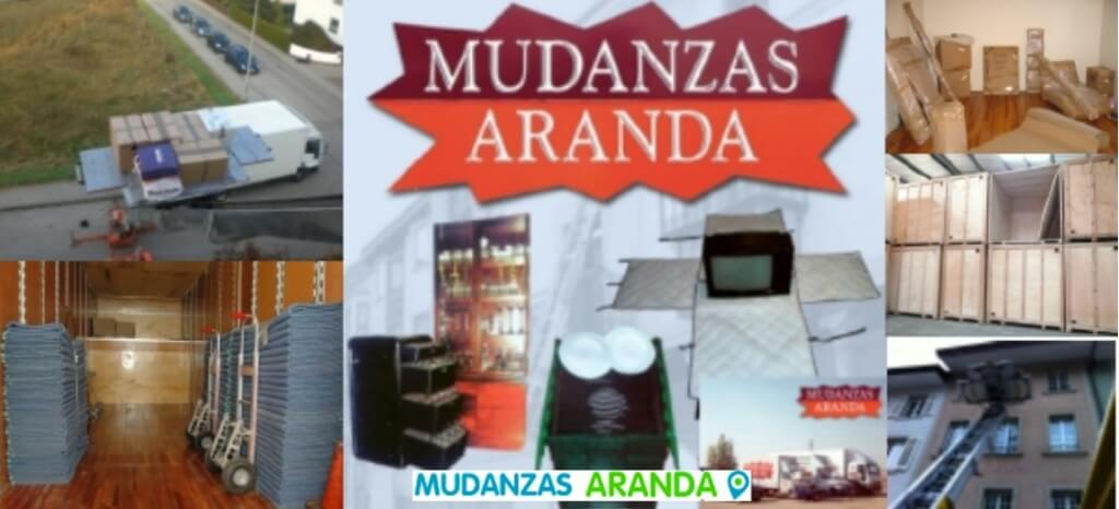 Mudanza en Aranda
