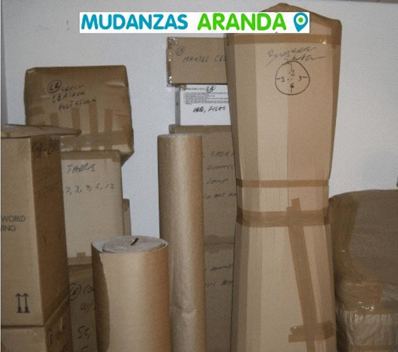 Mudanzas Peñaranda de Duero