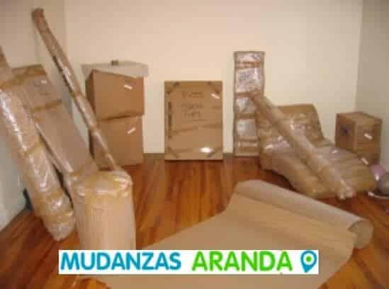 Mudanzas a Funcionarios en Aranda de Duero