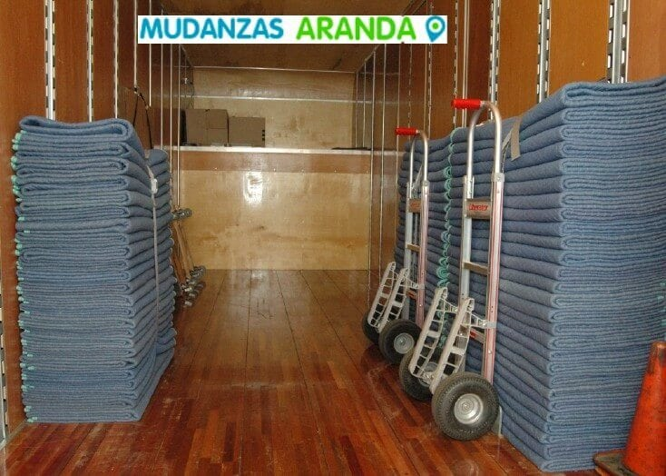 Mudanzas de empresas Aranda de Duero