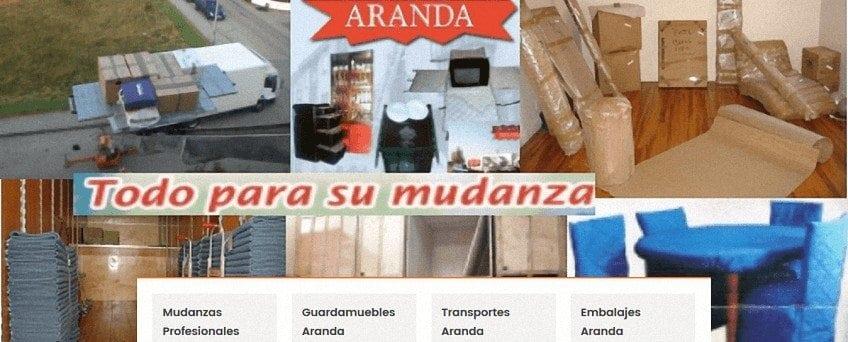 Mudanzas y Guardamuebles en Aranda de Duero