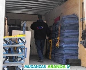 Vaciado de pisos en Aranda de Duero