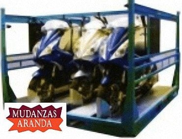 transportes motos aranda de duero